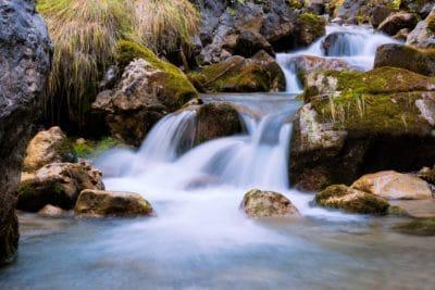 A creek.