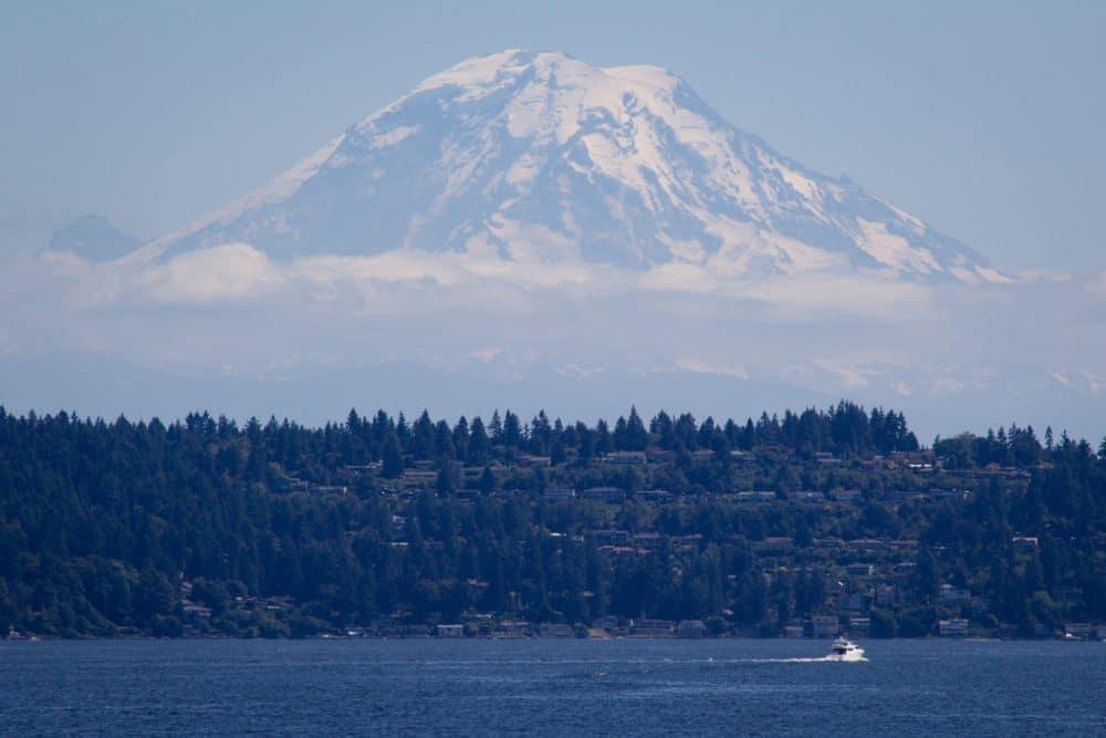 Mt Rainier, Seattle, WA