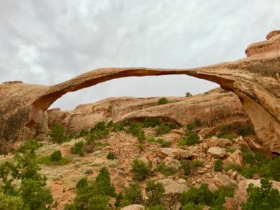 Arches National Park, Moab, USA.