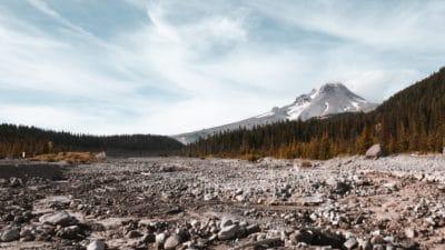 Mt Hood, Oregon, USA.