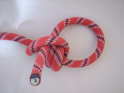 taut line hitch knot