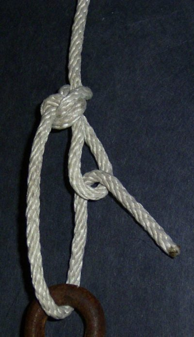 TruckersHitch knot