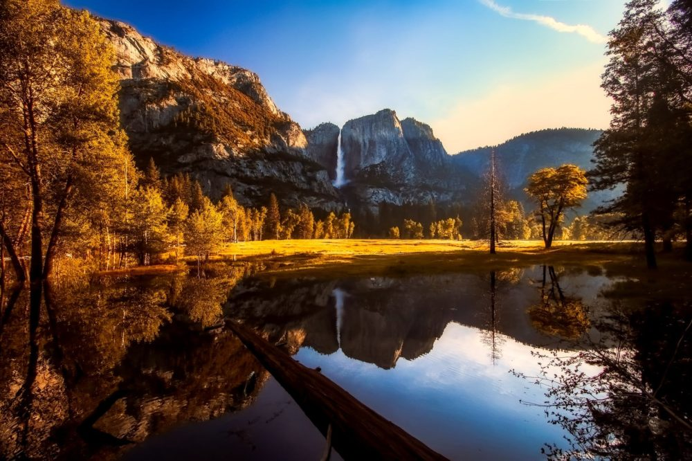 Yosemite Hiking 1