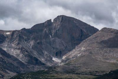 Longs Peak, Colorado.