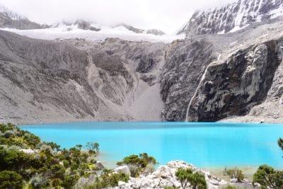 Laguna 69, Peru.
