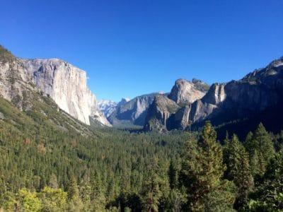 Yosemite National Park.