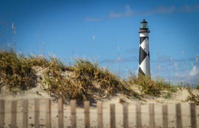 Cape Lookout.