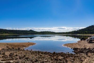 Navajo Lake State Park.