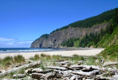 Cape Lookout, Oregon.