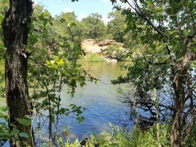 Lake Mineral Wells.