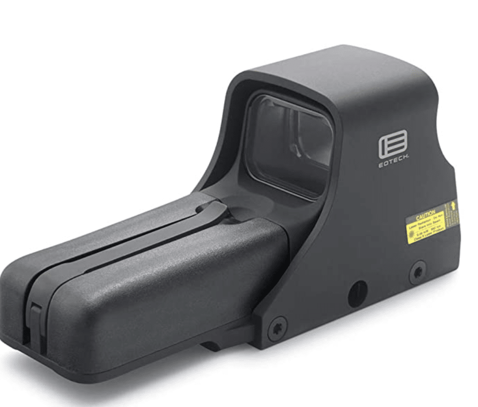 EOTech 512 A65 sight.