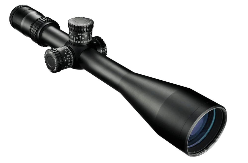 A Nikon Black FX1000 Scope.