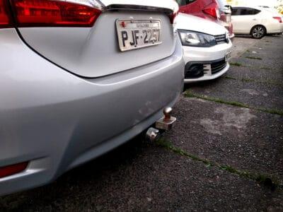 bumper hitch