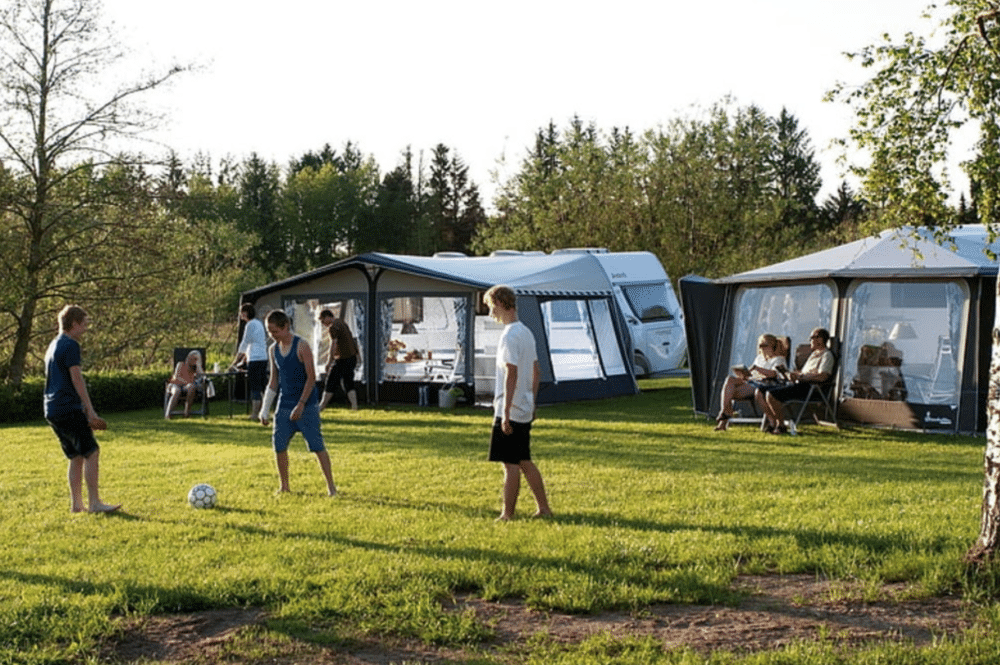 camping by the numbers