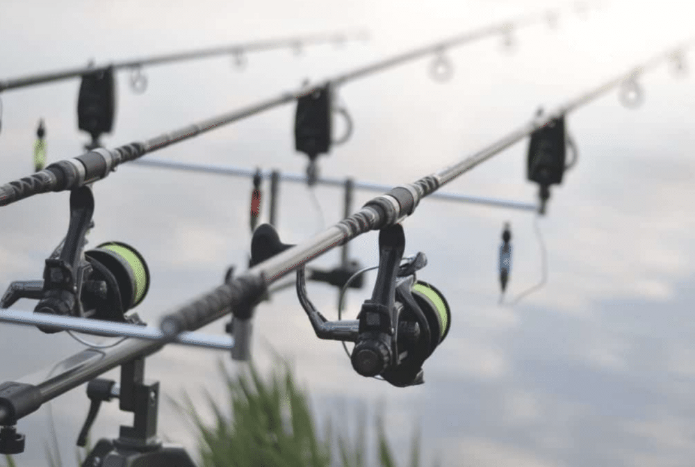 what size reel for bass fishing