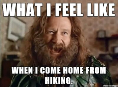 60++ Hilarious Hiking & Camping Memes You Absolutely Have To See