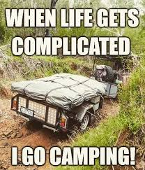 Best NEW FUNNY Camping Memes - Boondocking and Dispersed Camping
