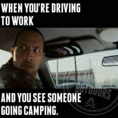 Funny camping memes and photos of the week - RV Travel