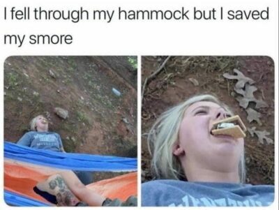 Thunder Dungeon - Camping memes prove the outdoors aren't for everybody (32  PHOTOS)